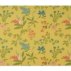 Flore Gold Fabric