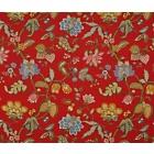 Teildras Red Fabric