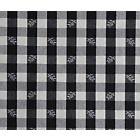 Brindille Black Fabric