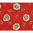 Avignonet Red Fabric