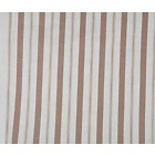 Tempo Nat|Brown Linen Stripe
