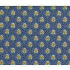 Cavaillon Navy Fabric